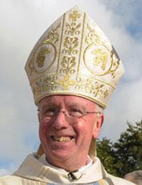 Rt Rev. Philip Egan, Bishop of Portsmouth